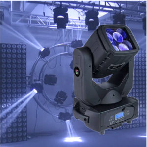 4X25W DMX512 Super LED Beam Moving Head Light pictures & photos