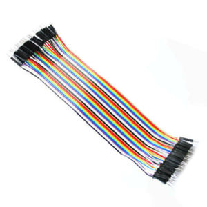 40 Pins Male to Male 2.54mm Pitch Ribbon Cable pictures & photos