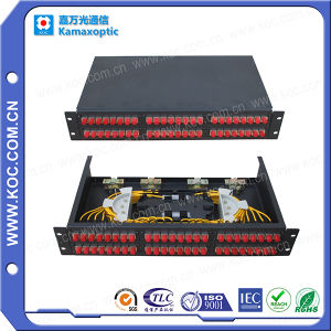 Krmsp-FC48 Drawer Structure Fiber Optic Terminal Box pictures & photos