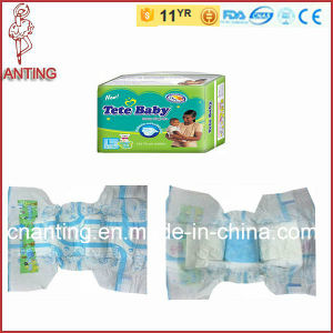 Breathable High Quality Baby Diaper, Free Sample Disposable Baby Diaper pictures & photos