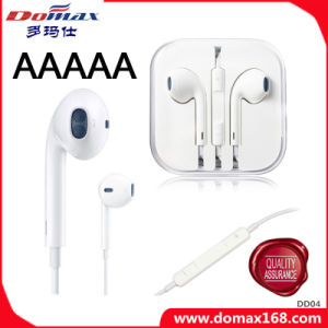 Mobile Phone Accessories for iPhone Earphone with Microphone pictures & photos