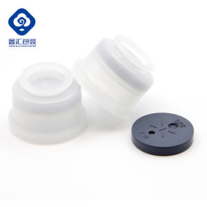 Pull-off Euro Cap for Infusion with Polyisoprene Rubber Gasket