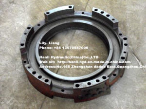 Hydraulic Pump Repair Parts Valve Plate for Excavator (ZX210LC-3G)