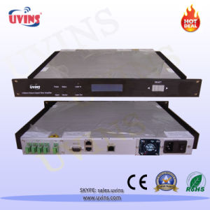 1550nm EDFA/ CATV Optical Amplifier/Erbium Doped Fiber Amplifier Jdsu 4X17dBm pictures & photos