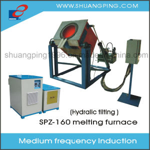 Induction Melting Machine (medium frequency) pictures & photos