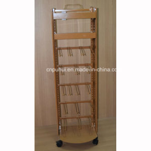 Metal Convenient Shop Display Rack (PHY3015) pictures & photos