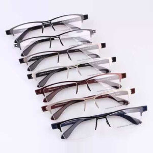 Light Weight Stainless Designed Eye Glasses Optical Frame pictures & photos