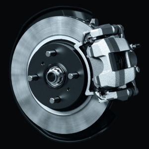 Vented Brake Discs for Auto Cars ISO9001