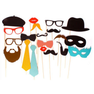 China Fun Festivalpartywedding Photo Boothphoto Booth Props