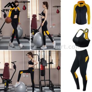 Sportswear Sets Fitness Clothing Sets Gym Running Garments Set for Women