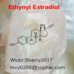 Bulk Export Steroid Ethynyl Estradiol Powder 57-63-6 Female Hormone pictures & photos