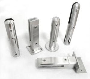 Stainless Steel Spigot for Frameless Glass Railing pictures & photos