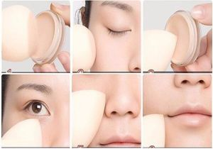 Soft Blender Sponges for Makeup, Foundation Puff pictures & photos