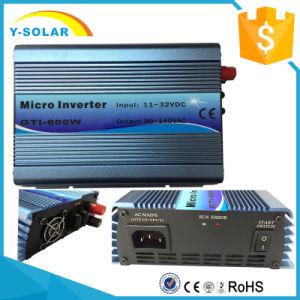 Gti-600W-18V-110V/220V Input 220VAC DC Max-38A on