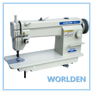 Wd-6-1h High Speed Single Needle Lockstitch Sewing Machine pictures & photos