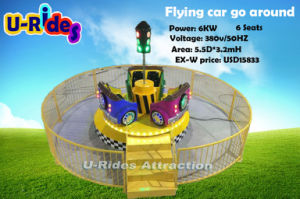 Super Speed Racing Car Turn Around Amusement rides for Amusement park pictures & photos