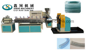 PVC steel Reinforced Hose Production Line/12-25mm Pipe Extrusion Line/Plastic Extruder