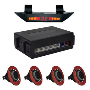 Adhesive Parking Sensors with Three Mode LED Display pictures & photos