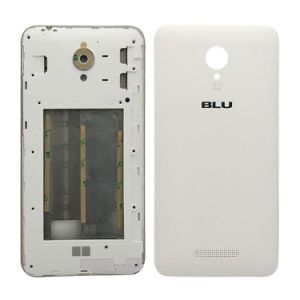 Mobile Phone OEM Design Blu White Housing Kit pictures & photos