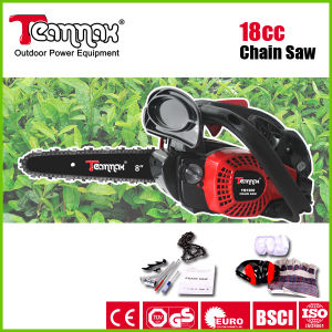 18.3cc Mini Power Gasoline Chain Saw with Certificate pictures & photos