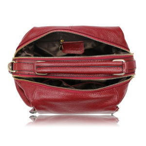 Fashion Designs PU Ladies Handbag with Functional Straps Bags for Womens pictures & photos