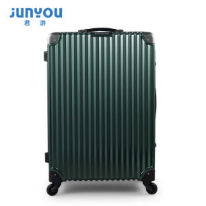Good Quality Fashion Waterproof 20 24 Inch PC Trolley Luggage pictures & photos