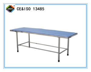 (A-157) Medical Stainless Steel Examination Bed