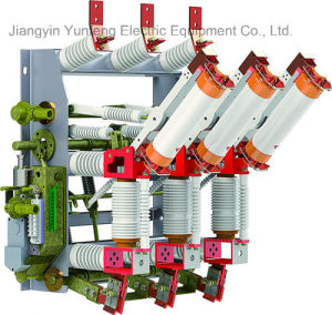China Fzrn21 Long Electrical Endurance Hv Load Break Switch With Fuse China Fuse Combination Unit Switchgear