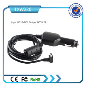 5V 2A for Garmin Astro GPS Mini USB Cable Car Charger