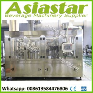 2017 New Customized Carbonated Soda Water Filling Capping Machine pictures & photos