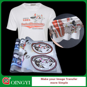 Qingyi Customized Plastisol Transfers for Your Clothing pictures & photos