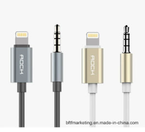 huge discount fbf4b 3229f Aux Cord Audio to Lightning Cable for iPhone 7/7 Plus with 3.5mm Plug