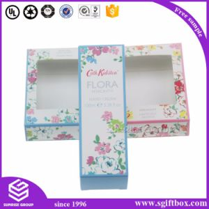 Competitive Price Colorful Cmyk Paper Cosmetic Display Box