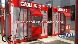 Lifting Machine Widely Used Electric Powered with Double Cage pictures & photos