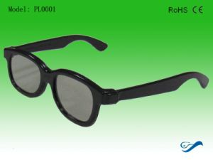 Plastic Circular Polarized 3D Glasses (PL0001CP)