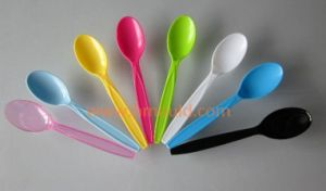Colorful Plastic Spoon Mould
