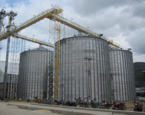 Difference Sized Steel Silo