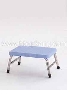 Incredible China Hospital Steel One Step Footstool With Foot Stool F Caraccident5 Cool Chair Designs And Ideas Caraccident5Info