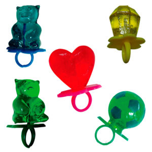 Ring Pop Toy Candy (CWS0589)