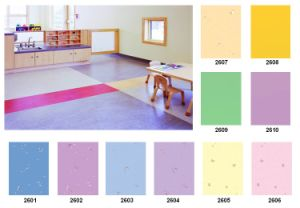 PVC Flooring for Kindergarten- Children School pictures & photos