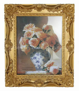 Plastic Picture/Photo Frame (802-10)