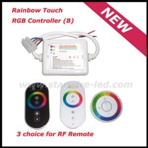 Rainbow Touch RGB LED Controller (SW-RC-T-A1) pictures & photos