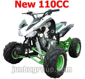 China New 110cc Quad / ATV Kawasaki Style (DR729) - China Atv Quad