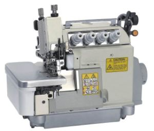 Top and Bottom Feed Overlock Sewing Machine pictures & photos