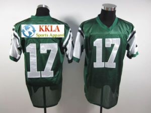 2011 New Player Football Jerseys Green