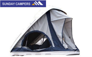 3 - 4 Person Tent for Vehicles and Trailers Auto Roof Top Tents pictures & photos