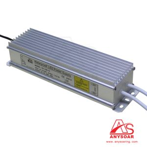 5 Years Warranty 100W Waterproof LED Driver with Small Size (SV-100-12, SV-100-24)