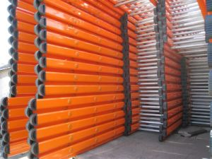 En131 Powder Coated 3m Steel Ladder