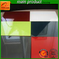 Hot Selling High Glossy UV Board for Kitchen Furniture