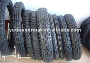 Qingdao Motocycle Tyres 2.50-14 Made in China pictures & photos